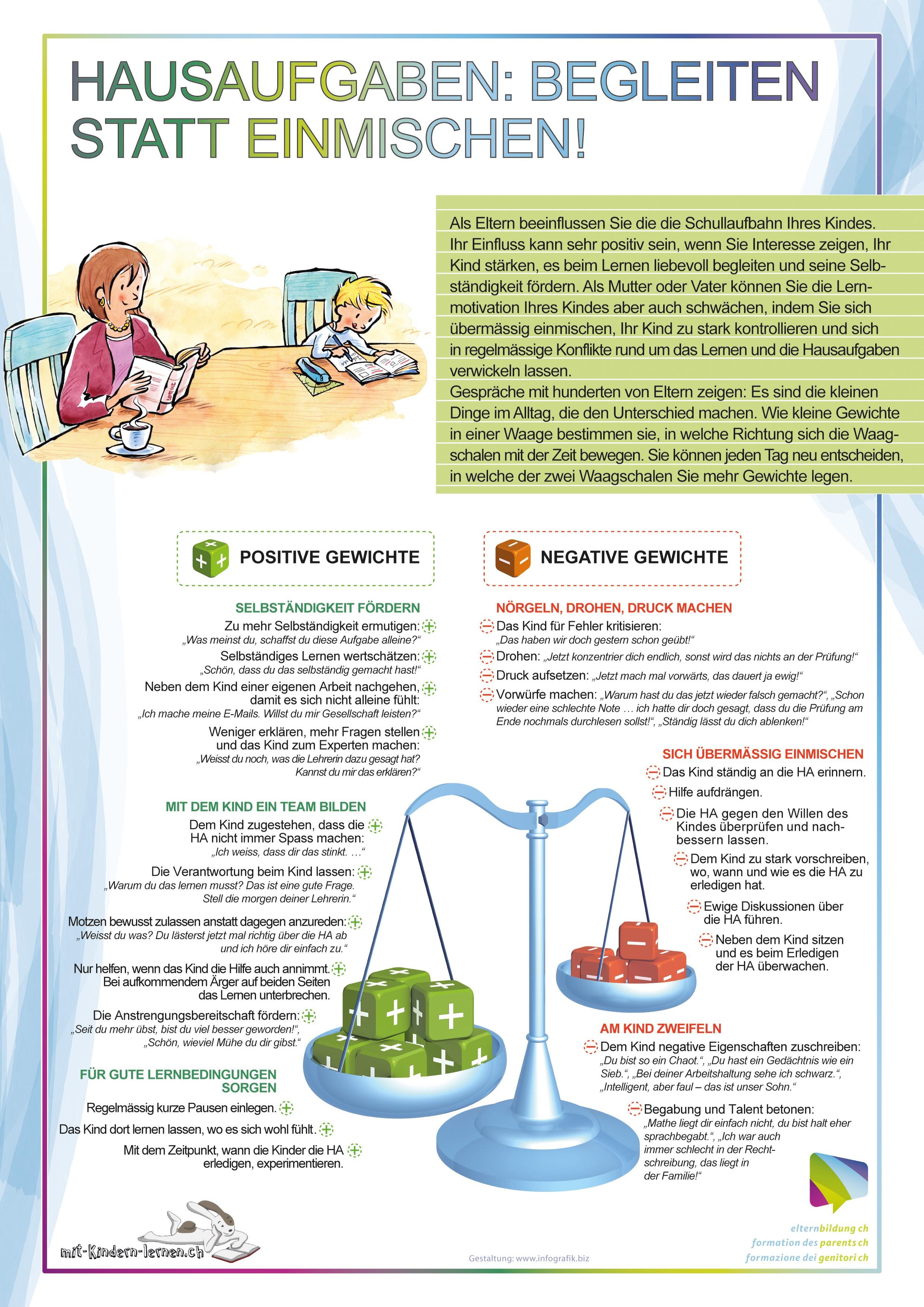 Hausaufgaben und Prüfungsvorbereitung: Wie motiviere ich mein Kind?